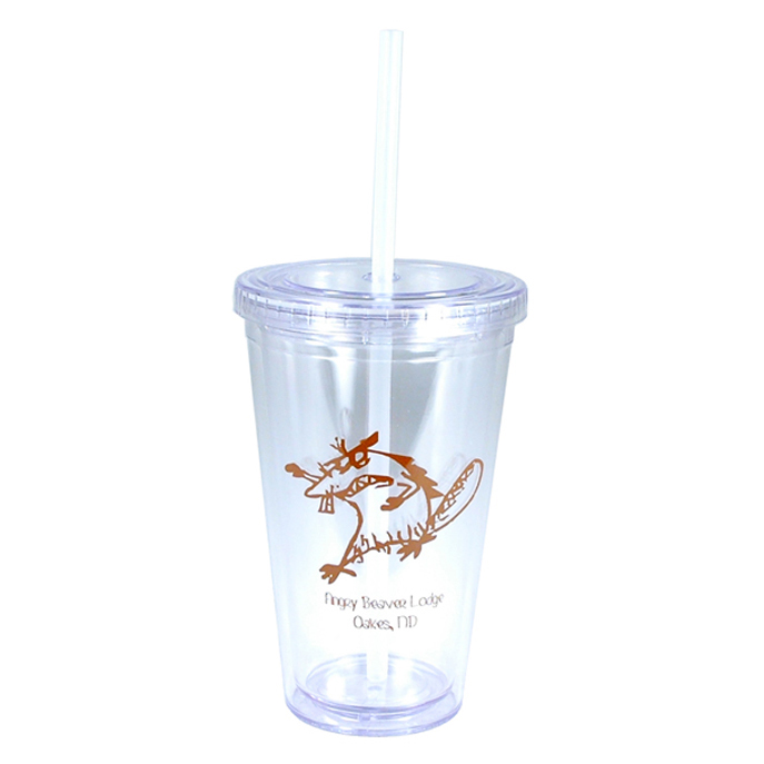 16 oz Jumboree Double Wall Acrylic Tumbler