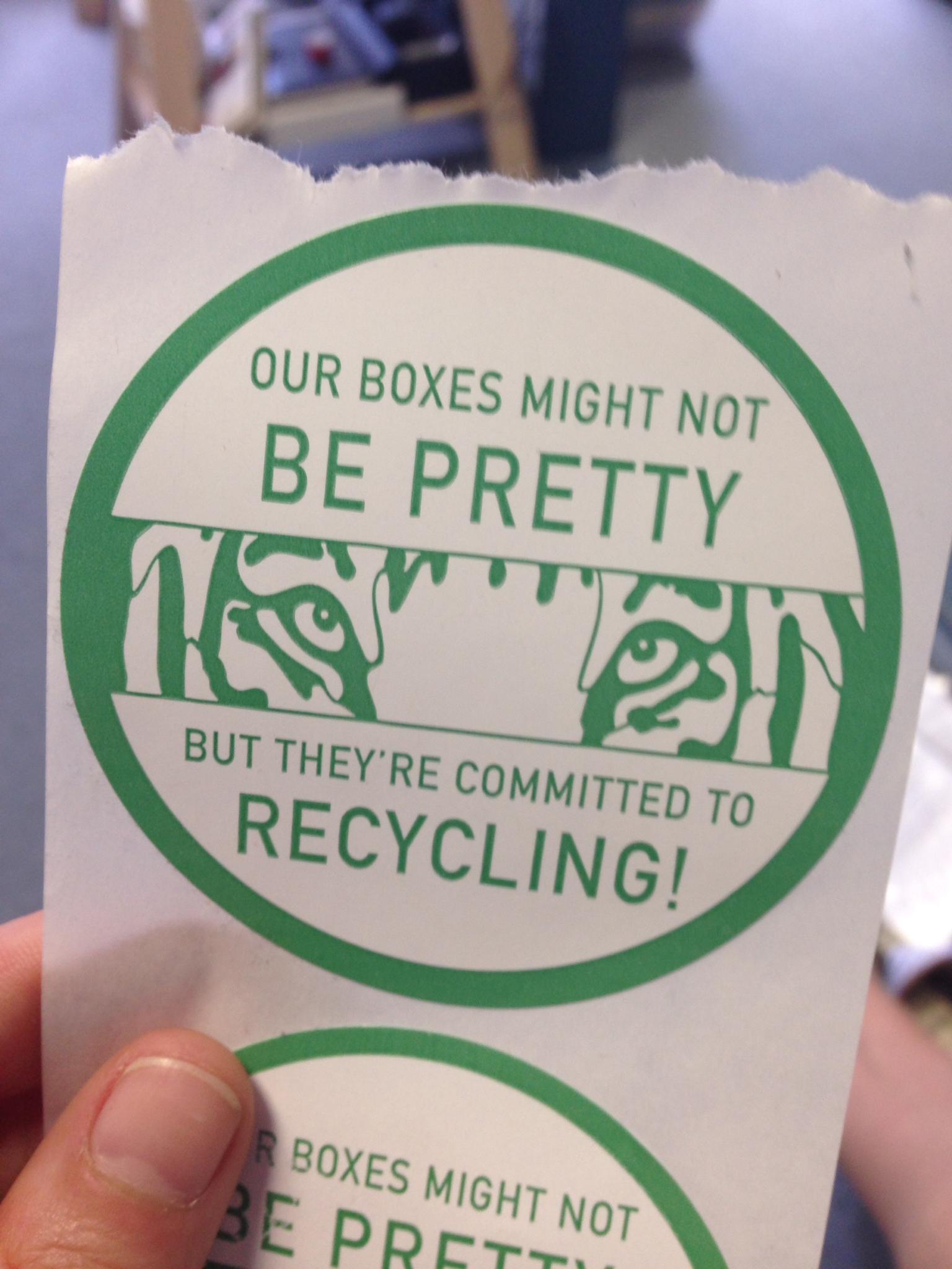 Jungle Green Stickers
