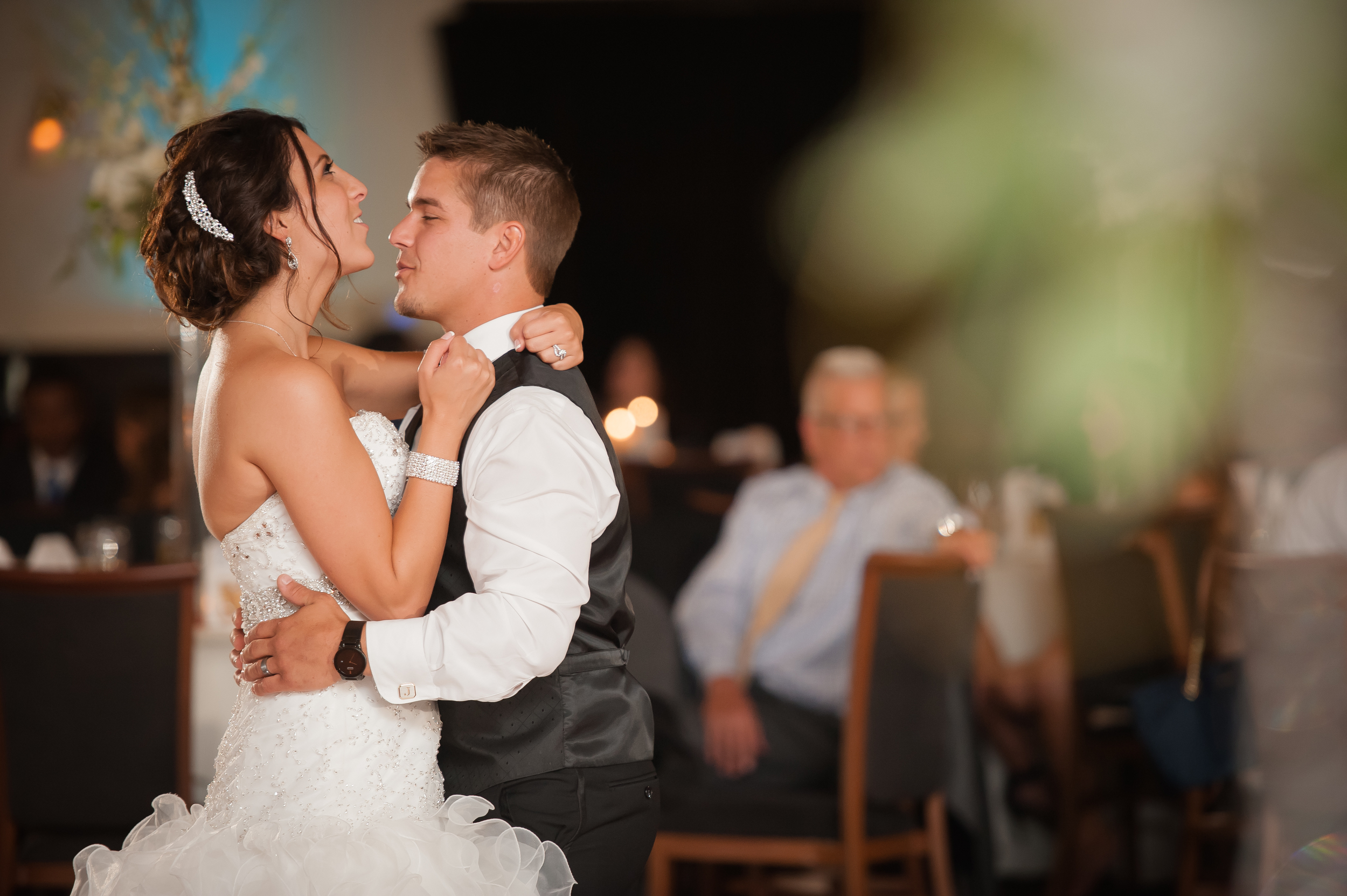 Harry Careys Wedding First Dance