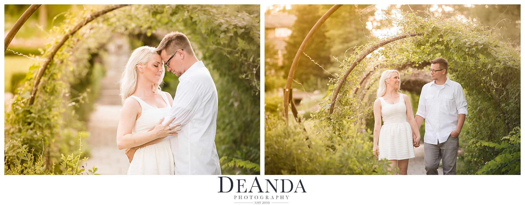 Fabyan Forest Preserve Engagement Shoot