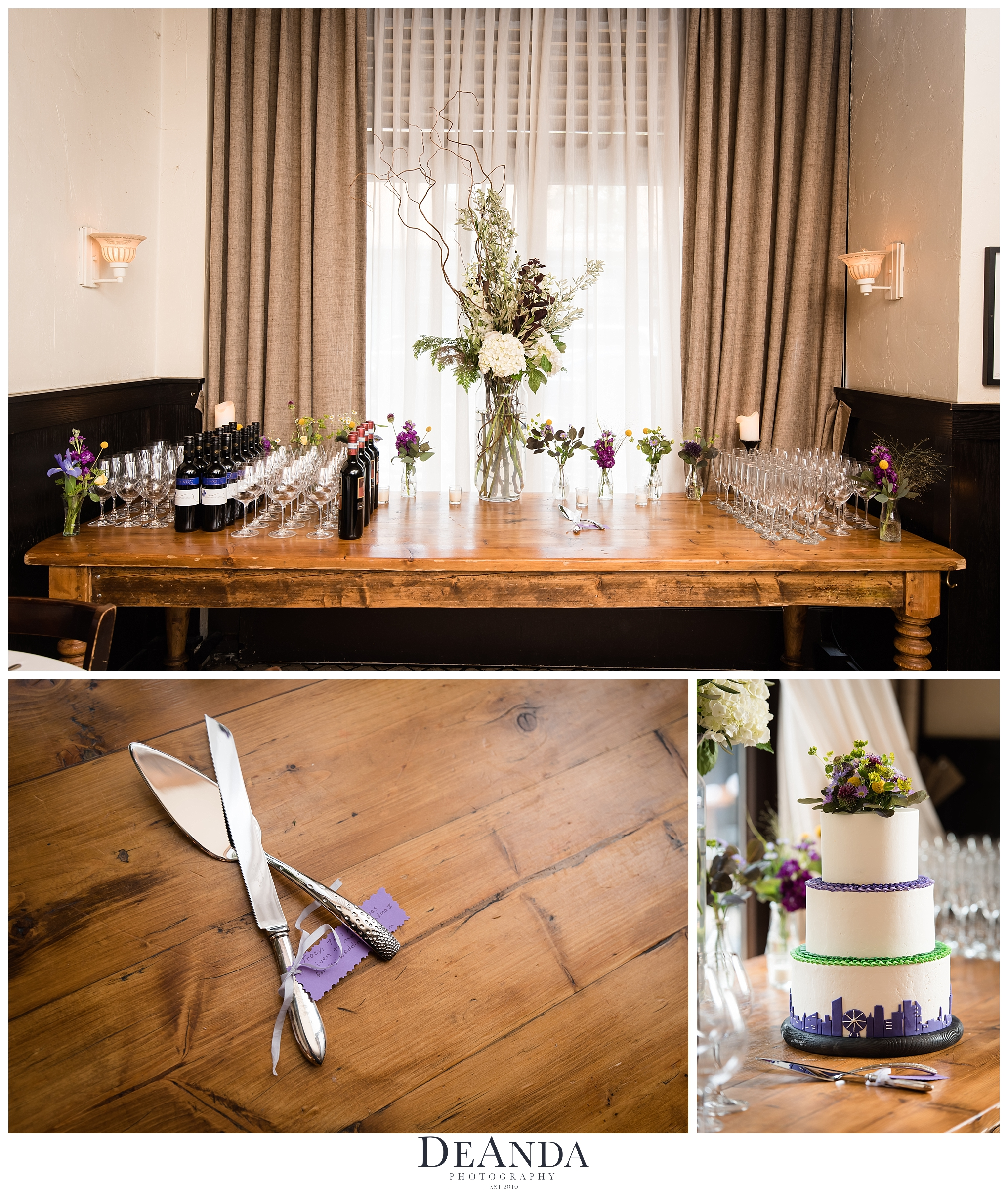 Osteria Via Stato Wedding Details