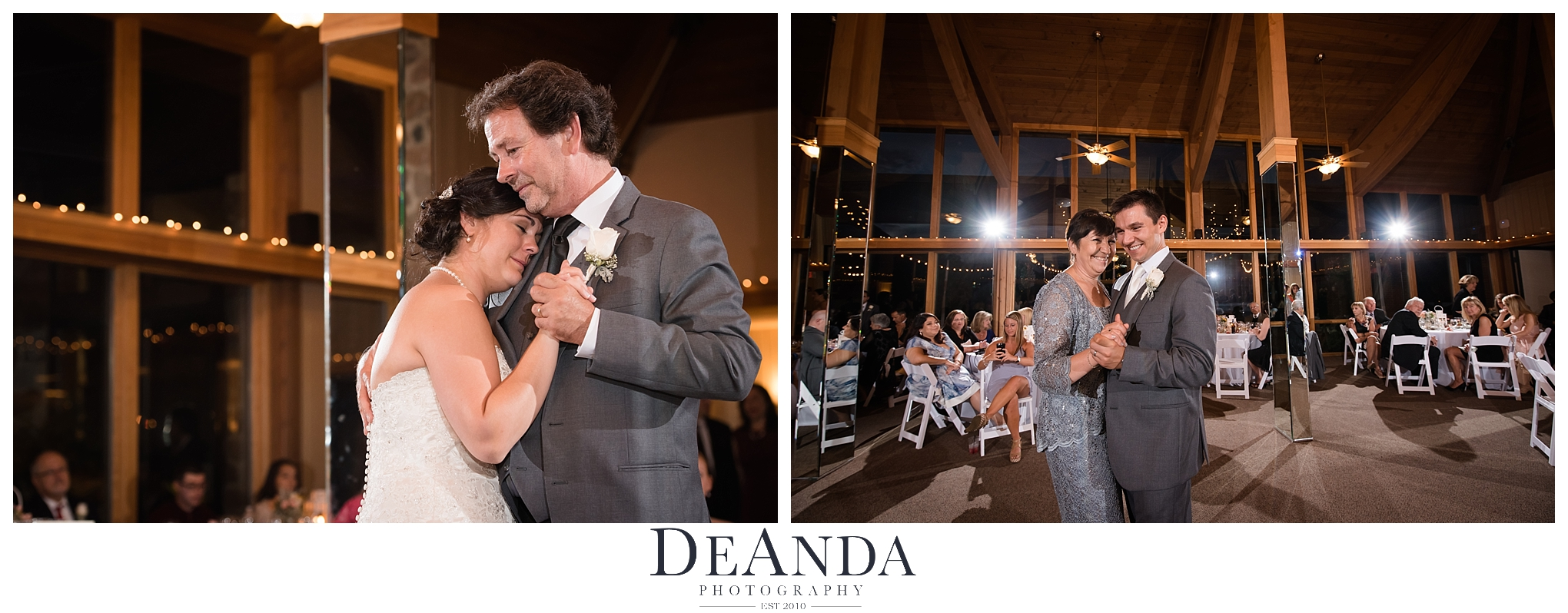 oak brook bath and tennis club first dance