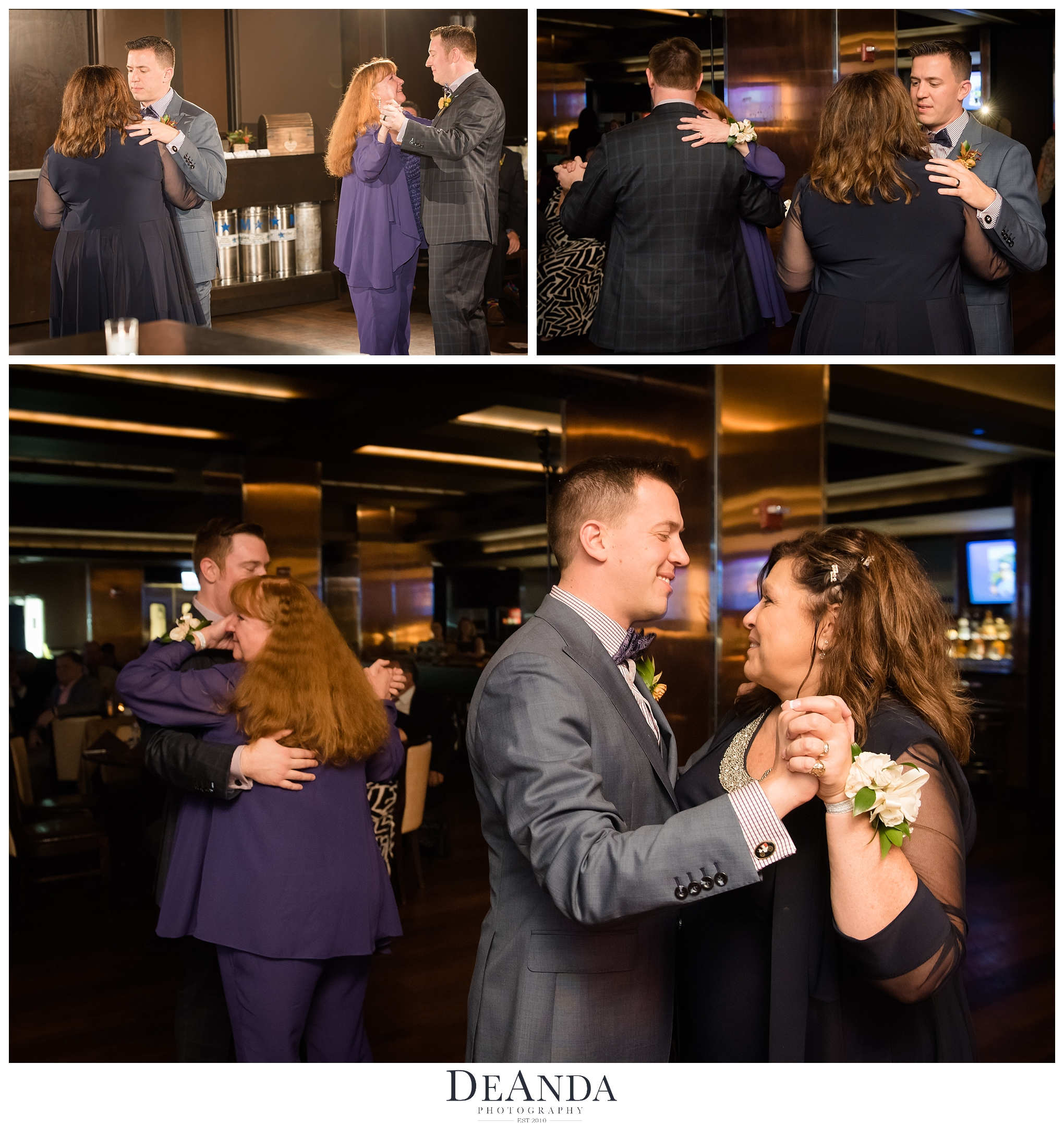 first dances with grooms and moms