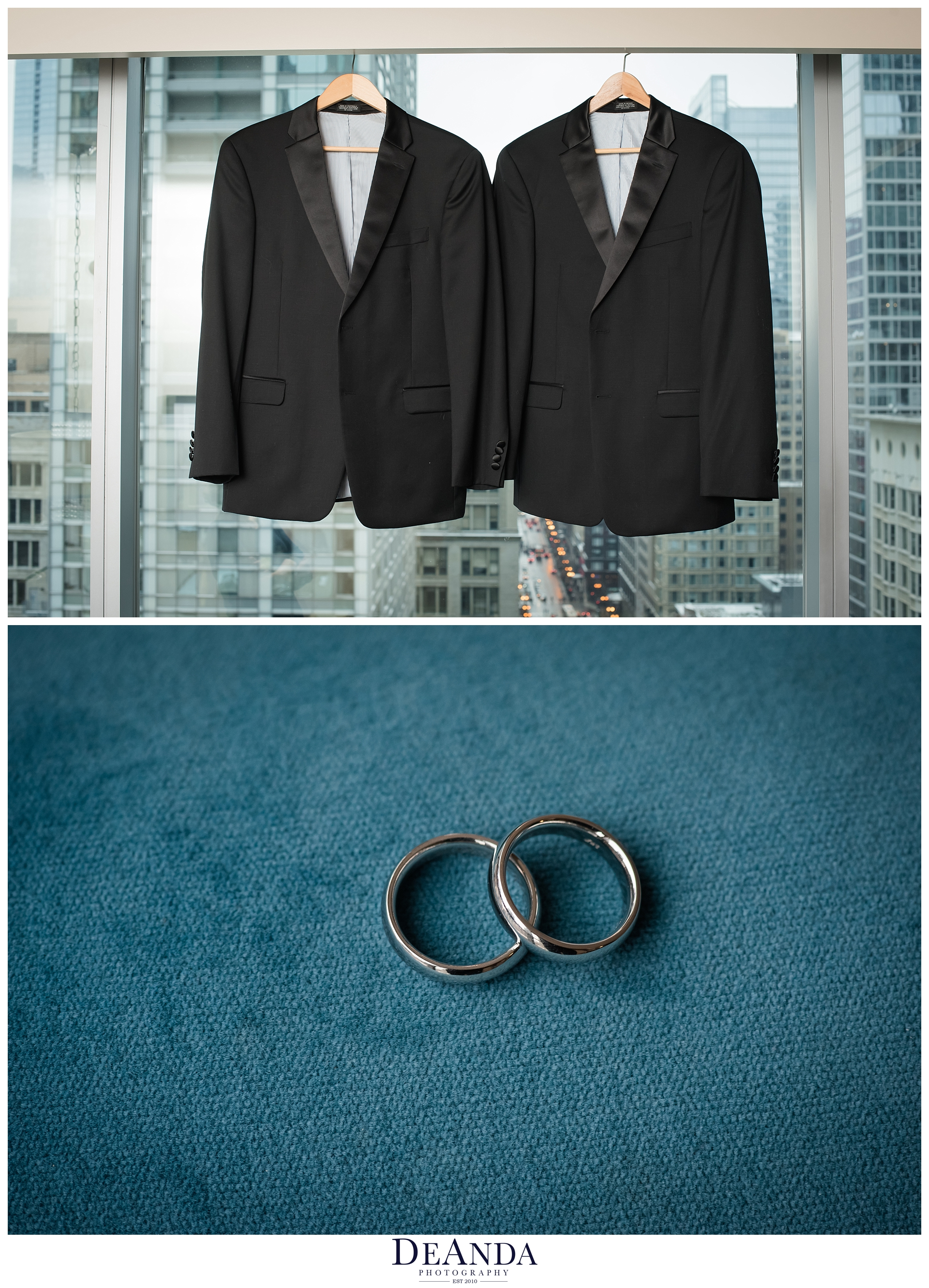 same sex wedding grooms details from the wit hotel chicago wedding gay wedding suits and rings
