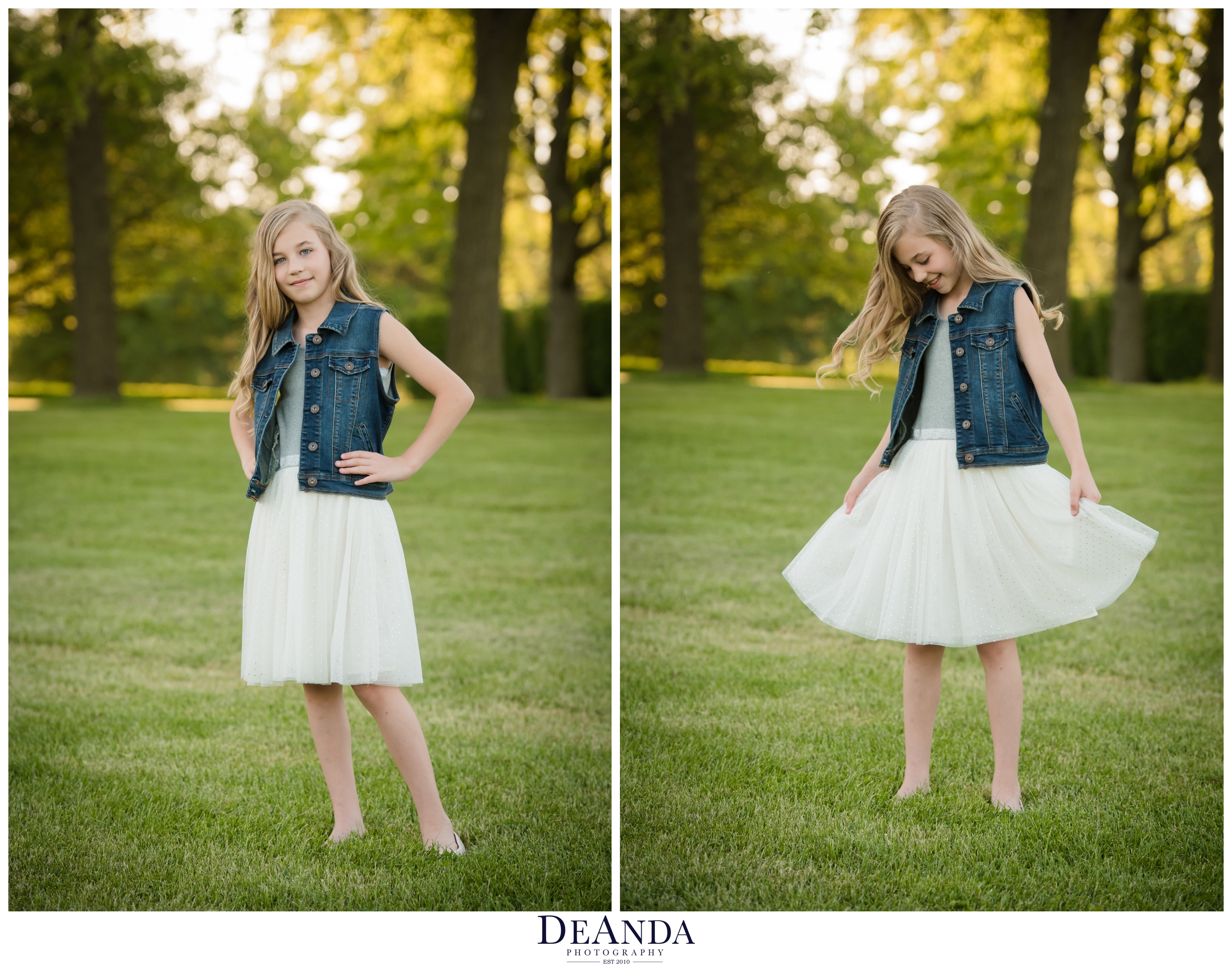 twirling images of tween at st.james farm