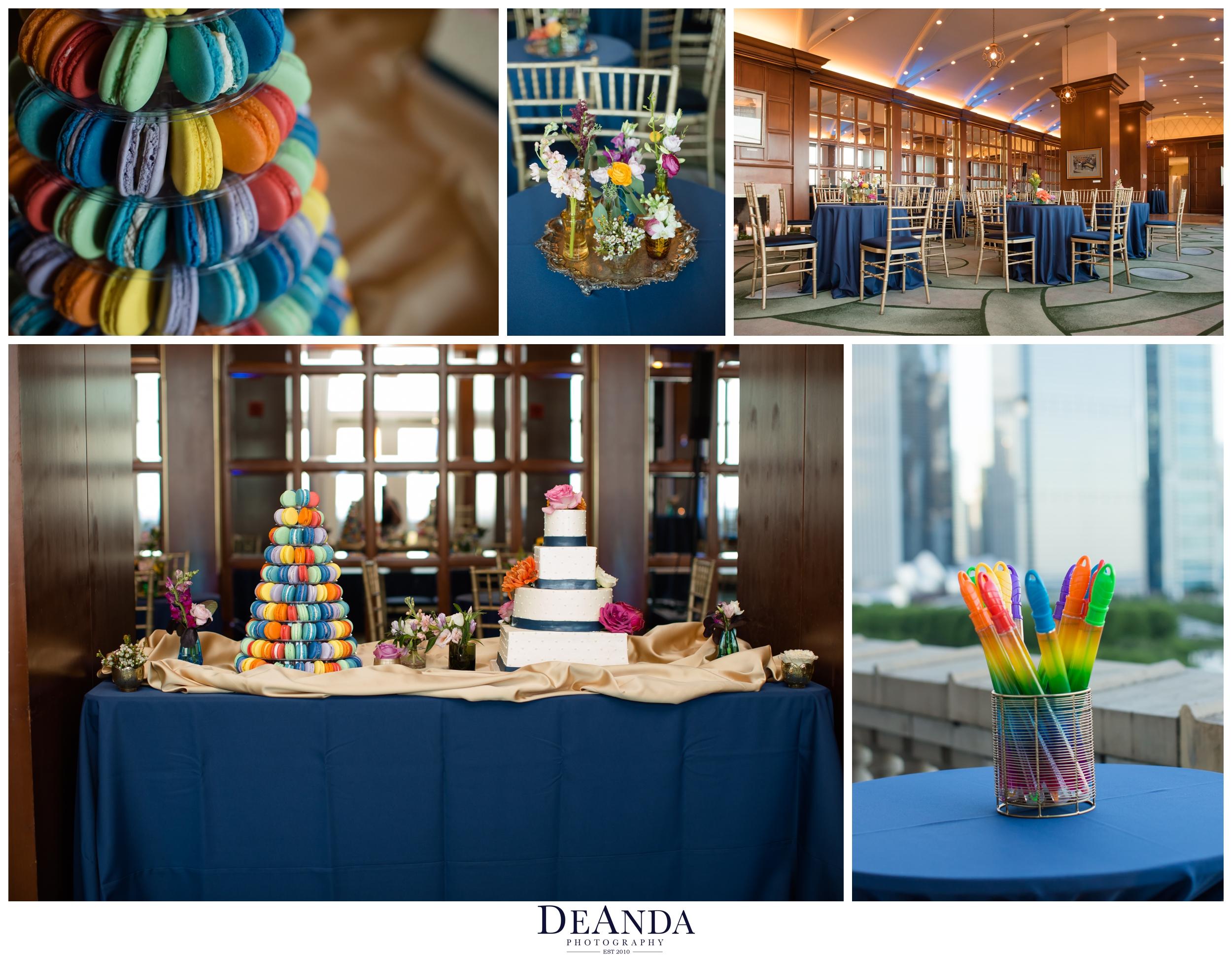 chicago symphony center wedding reception