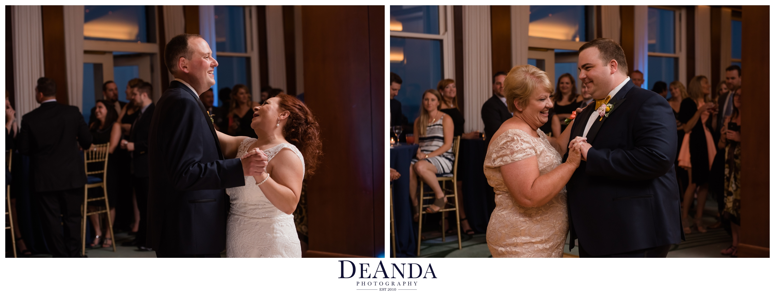 first dances at chicago symphony center