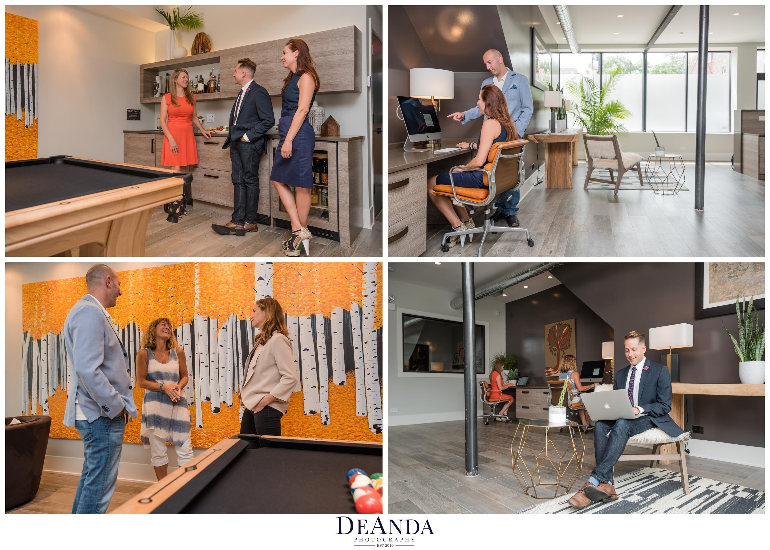 Chicago Properties team photos