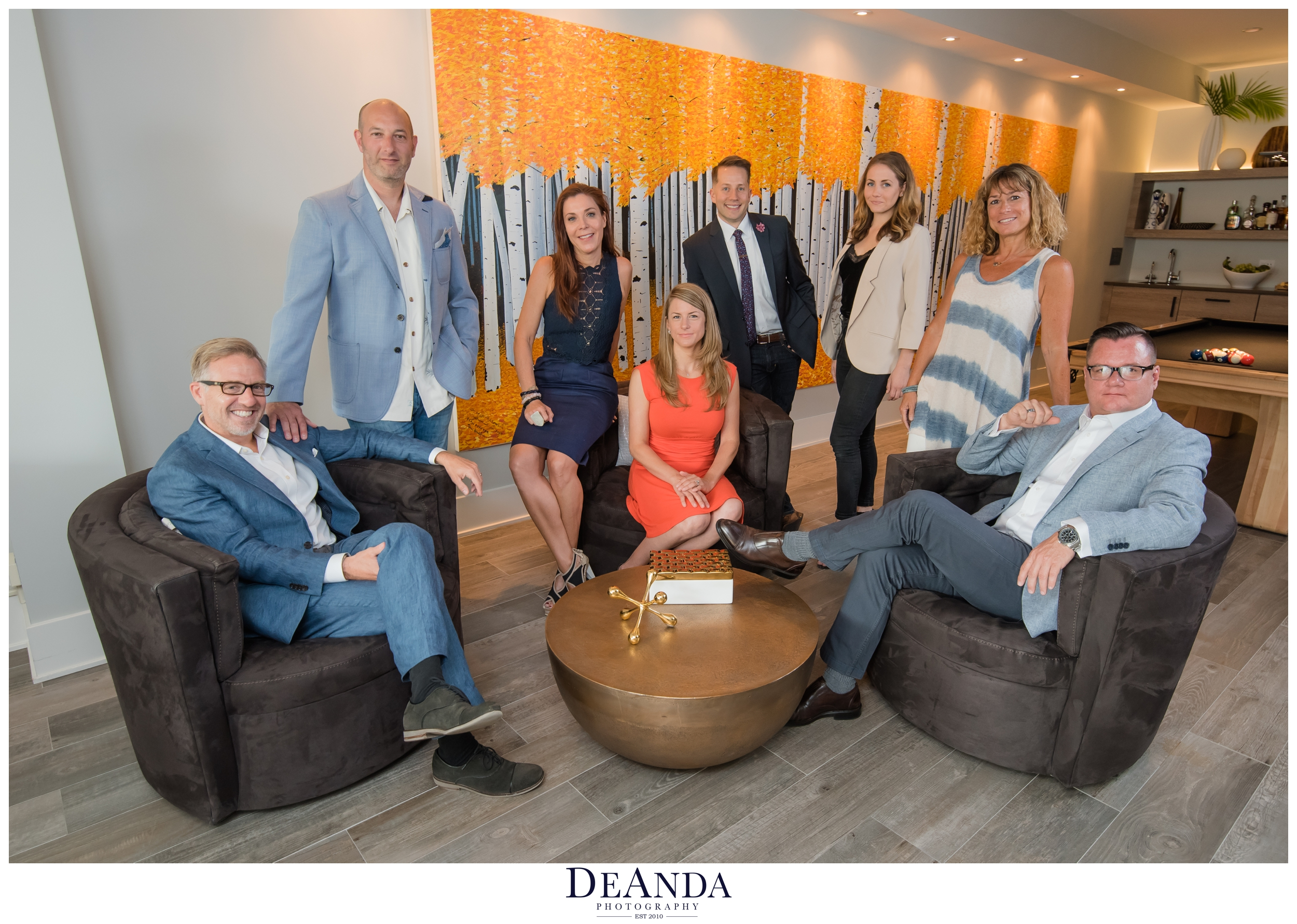 Chicago Properties Commercial Photo of team