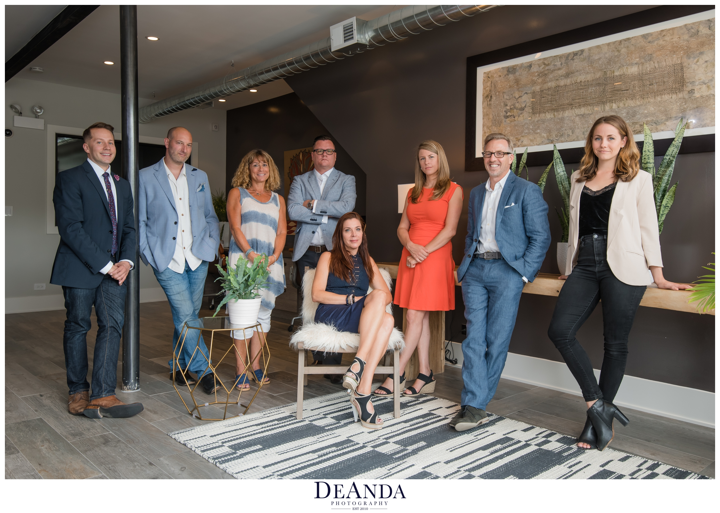 Real Estate Team Photography