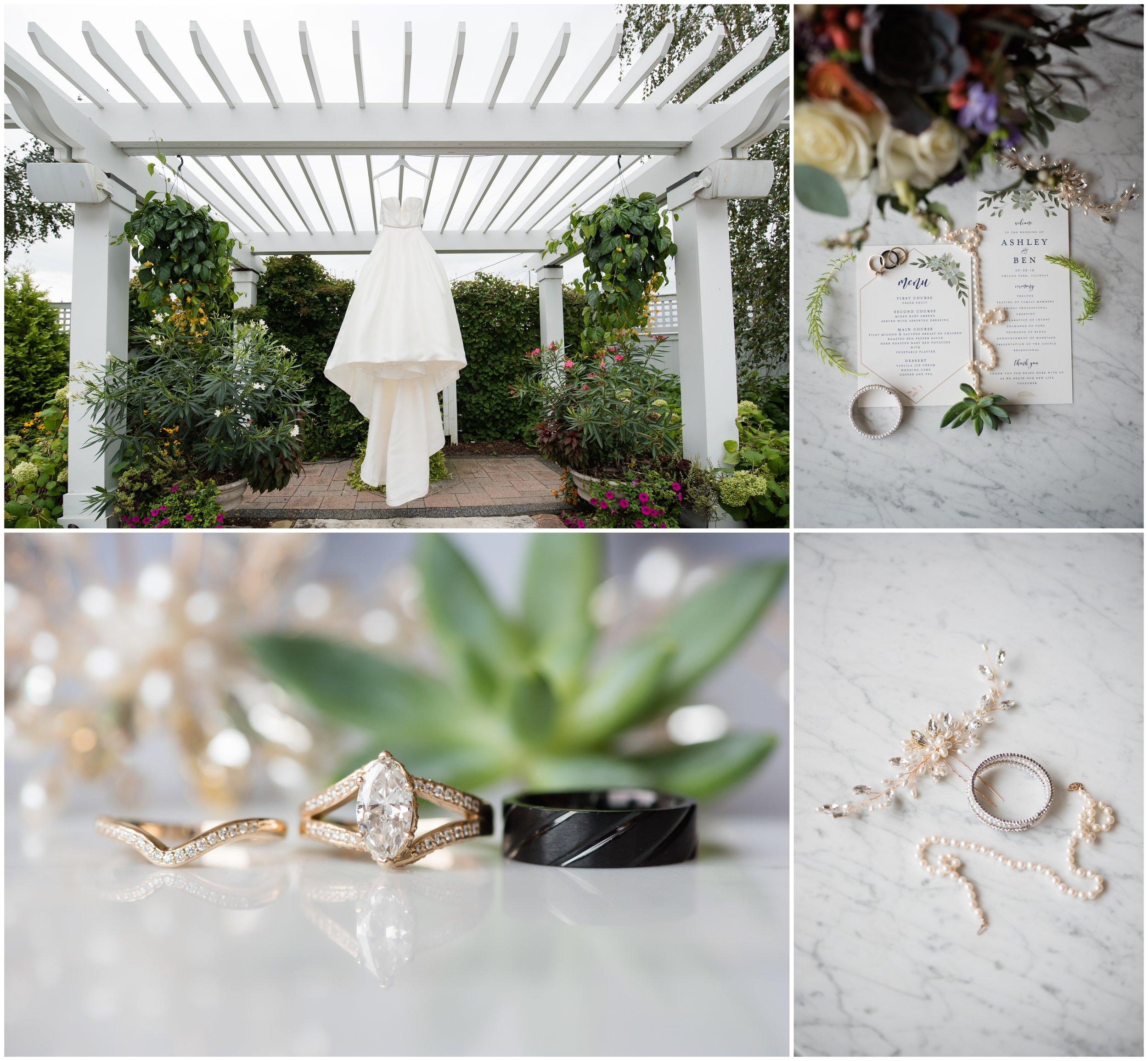 Silver Lake Wedding Details