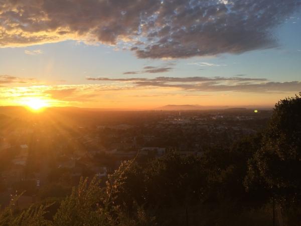 Sunset Burlingame