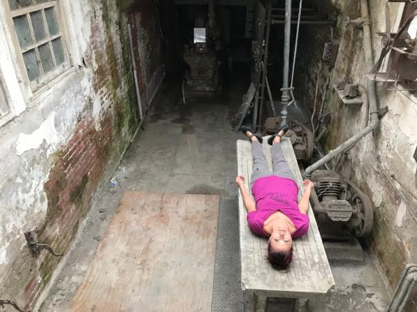 Alcatraz Morgue