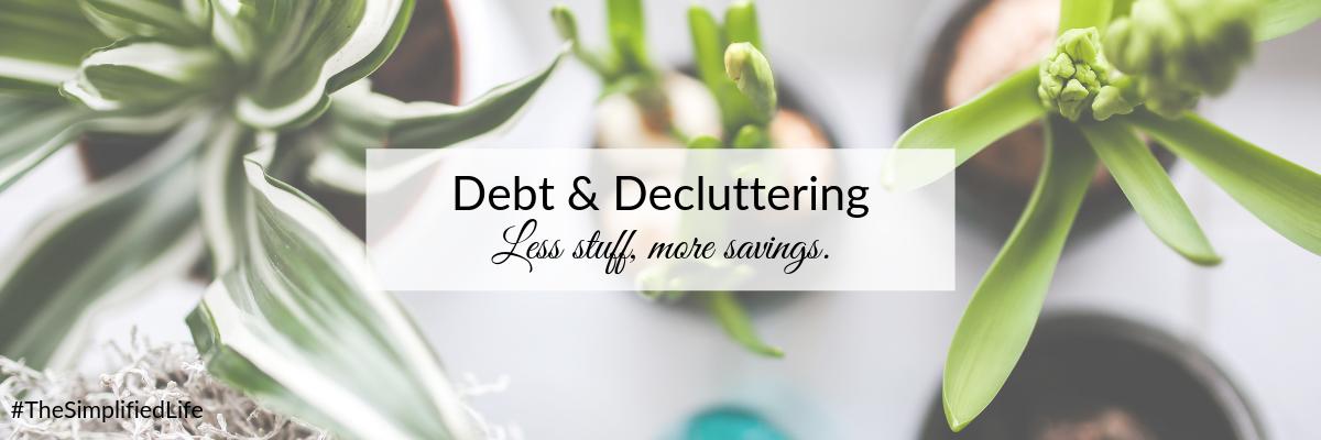 Blog - Debt & Decluttering.png