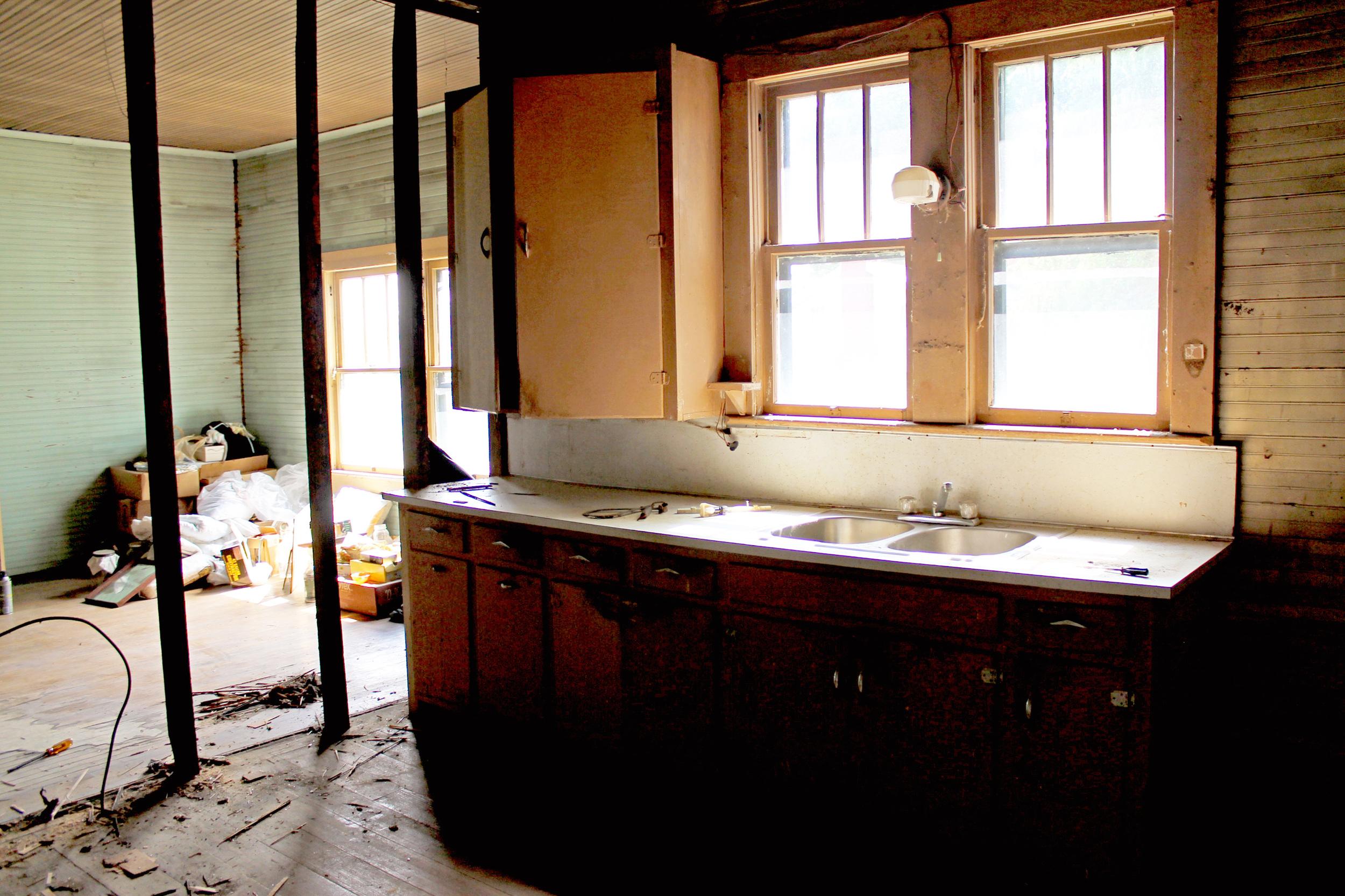 Elizabeth Burns Design | Myrtle House Demo