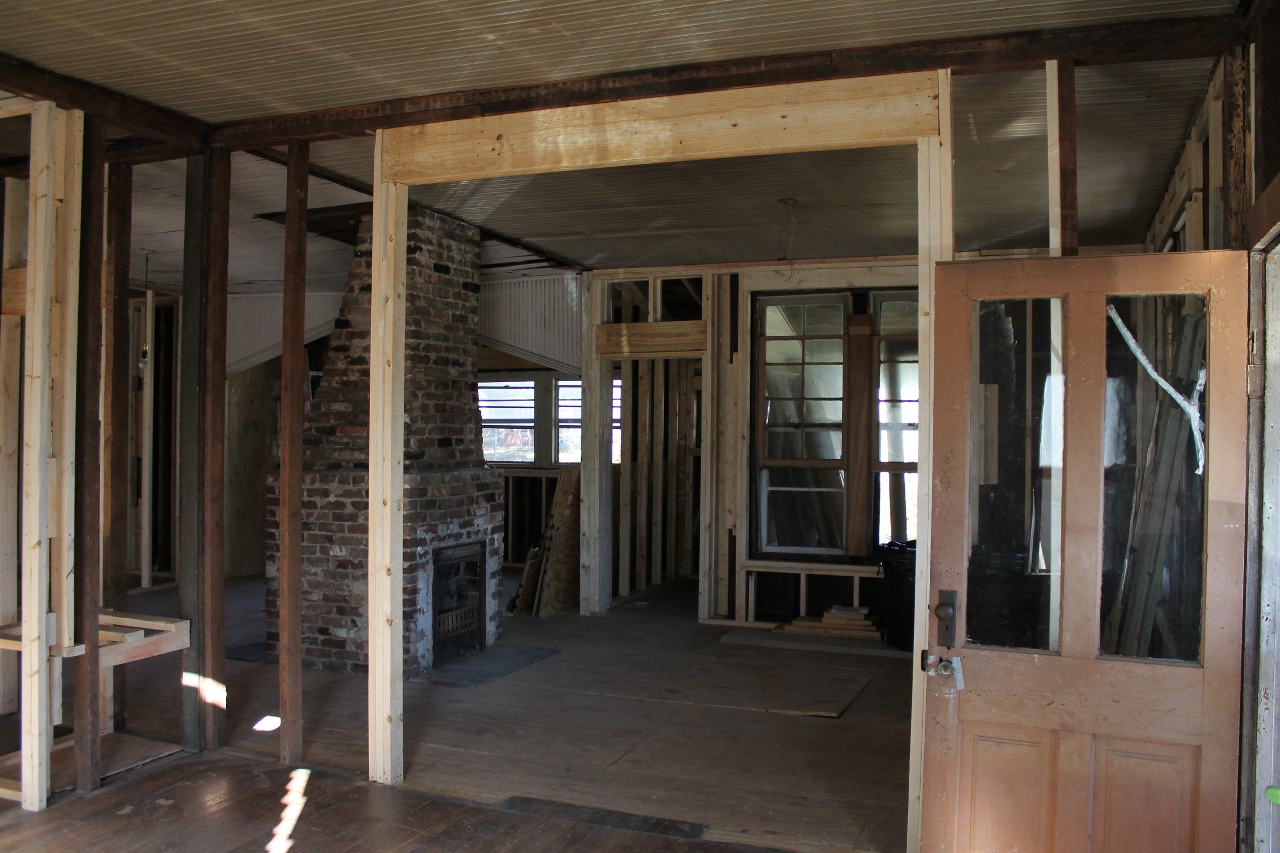 Elizabeth Burns Design | Farmhouse Cottage Renovation