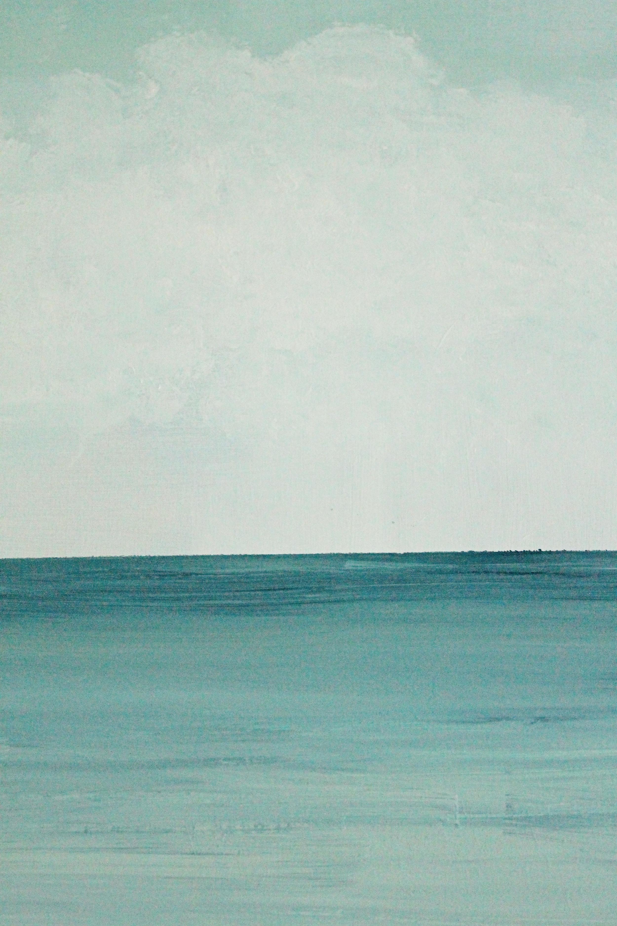 Elizabeth Burns Design | DIY Canvas Art, Beach House Decor