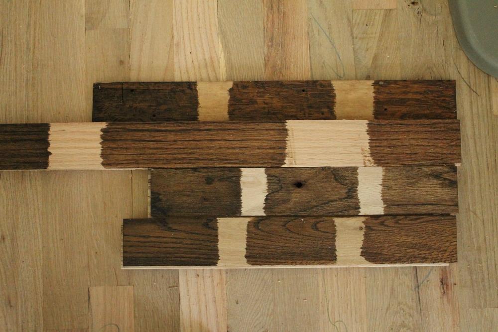 Our Utility Grade Oak Floors Myrtle House Elizabeth Burns Design Raleigh Nc Interior Designer