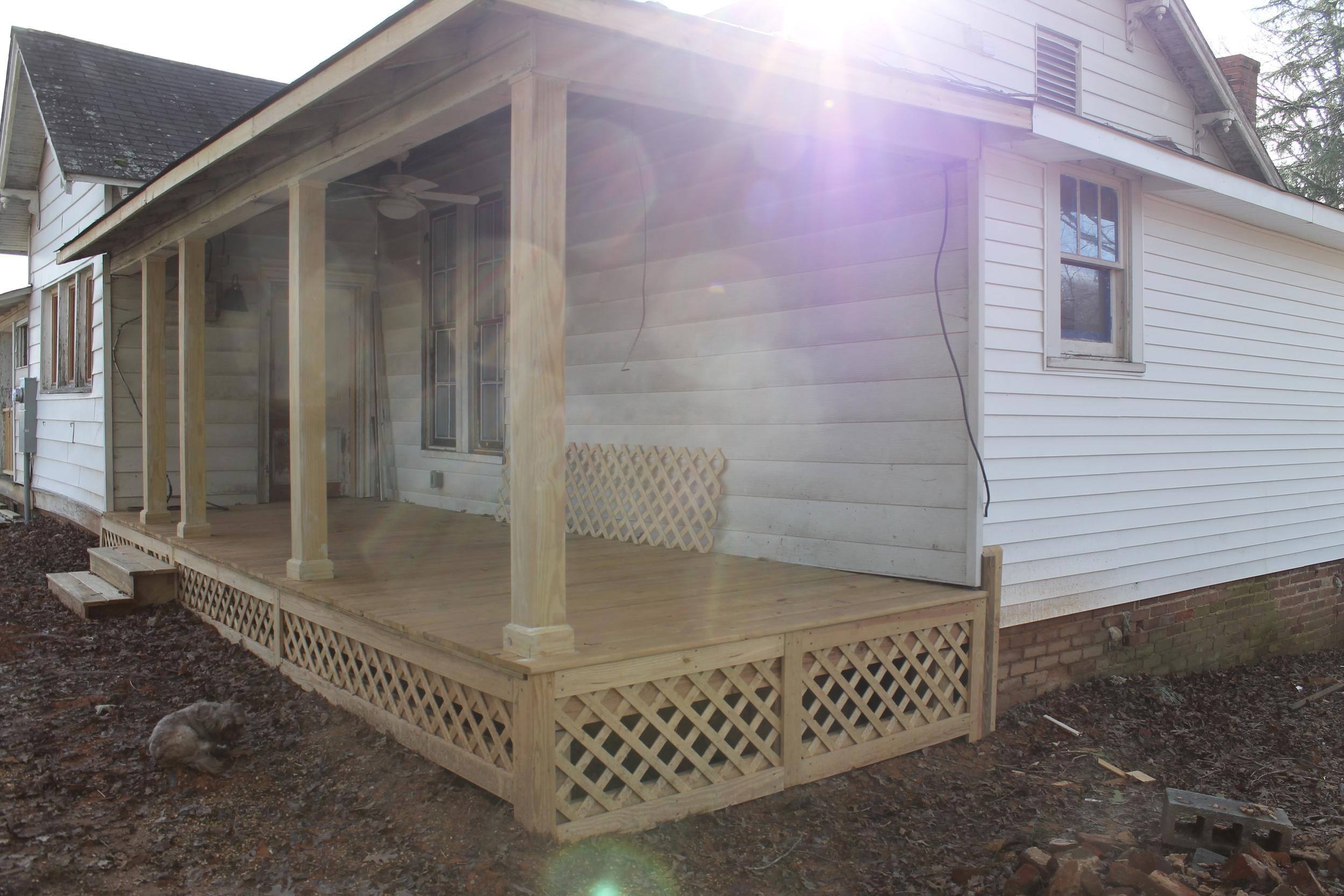 Elizabeth Burns Design | Farmhouse Renovation