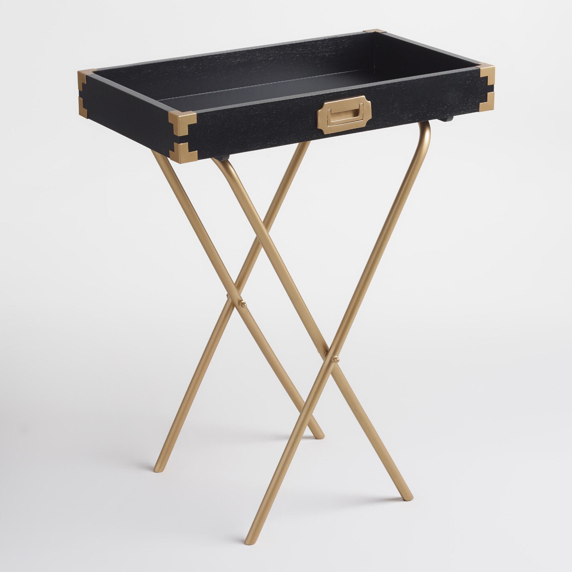 Black/Gold Tray | ON SALE $49.99