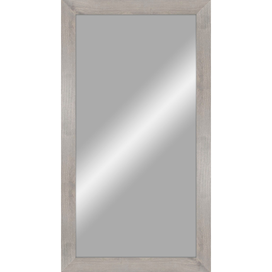 Rustic Gray Wall Mirror | ON SALE $30