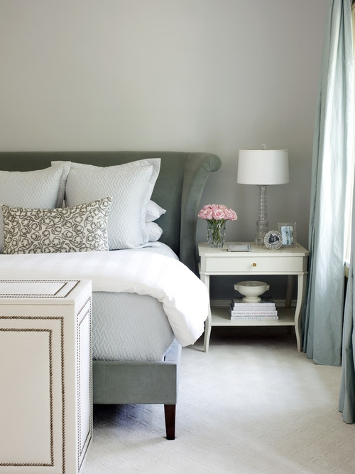 AT HOME IN ARKANSAS VIA  HOUZZ
