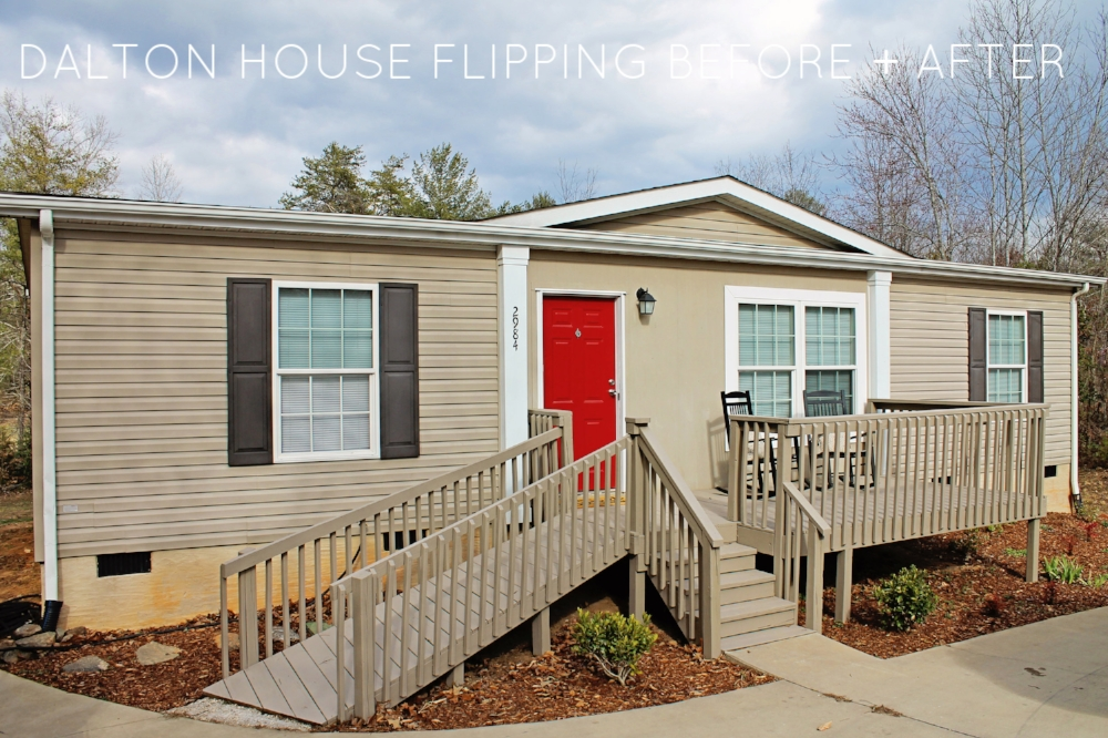 How to Flip a House - House Flipping Before and Afters DIY