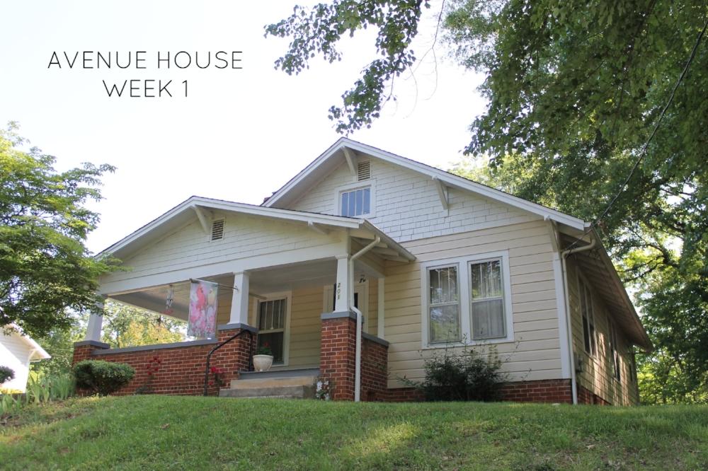 House Flipping - Week 1