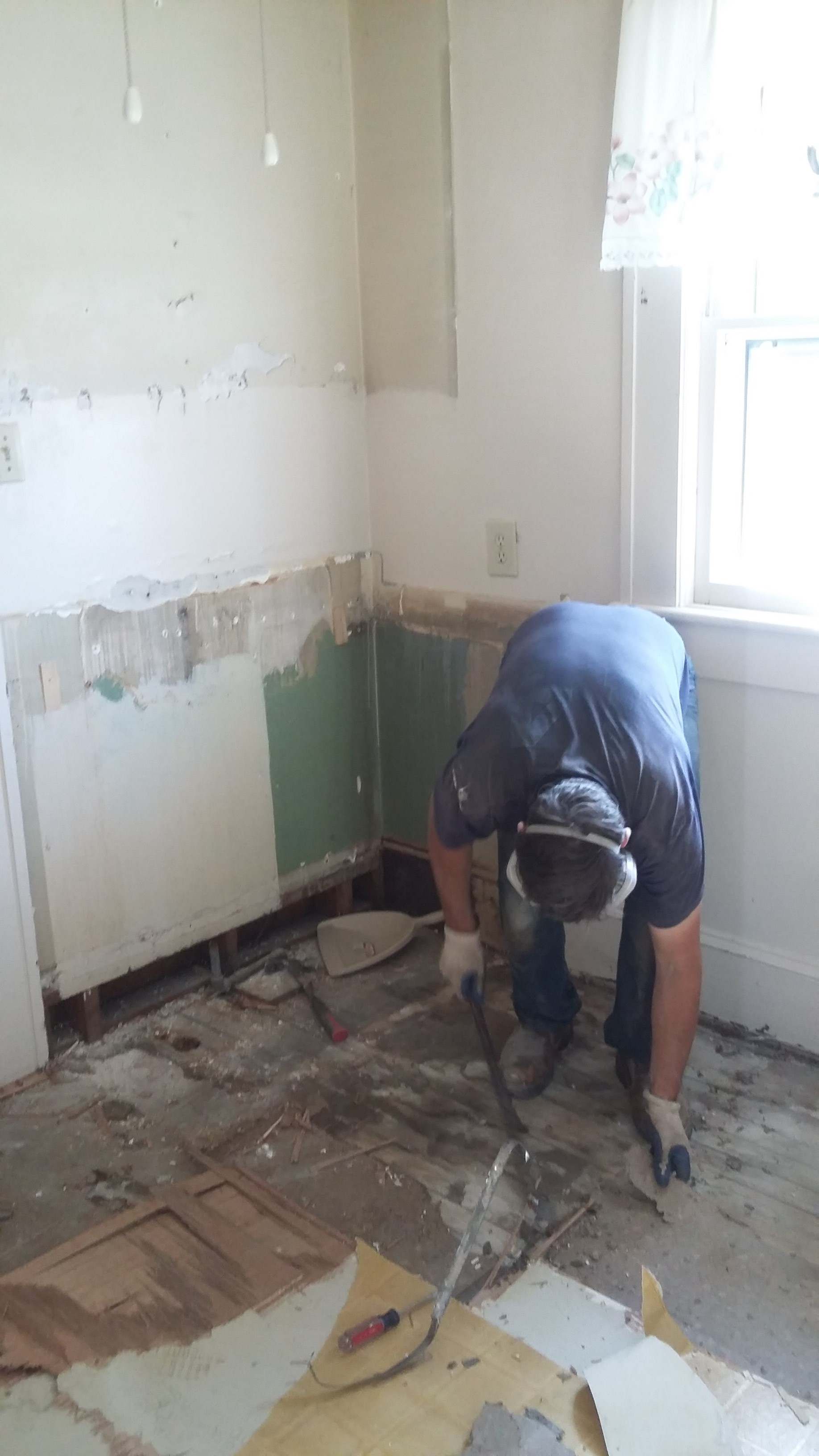 HOUSE FLIPPING DURING RENOVATIONS 1