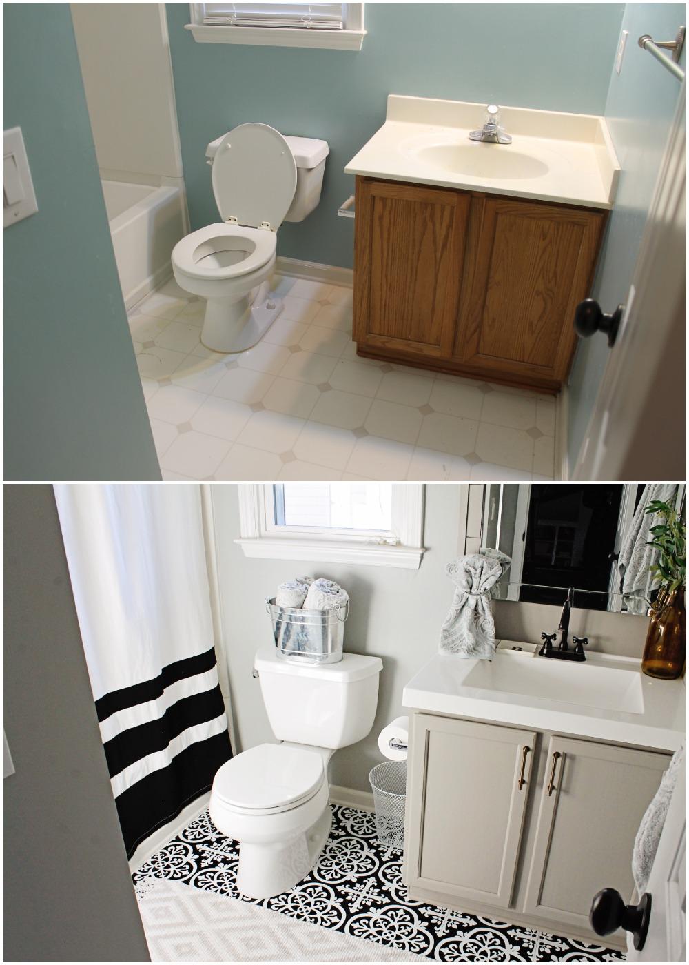 Elizabeth Burns Design - Budget Bathroom Makeover Magnetic Gray Floorpops Peel and Stick Tile Before and Afters (4).jpg