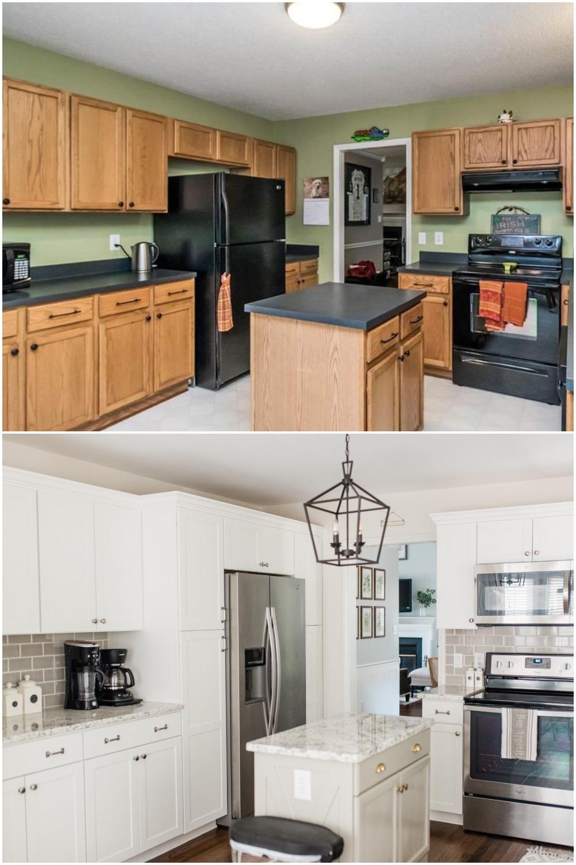 Elizabeth Burns Design 1990s house budget remodel before and after (5).jpg