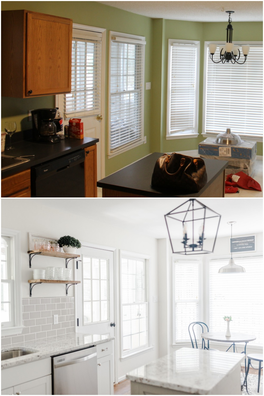 Elizabeth Burns Design 1990s house budget remodel before and after (9).jpg