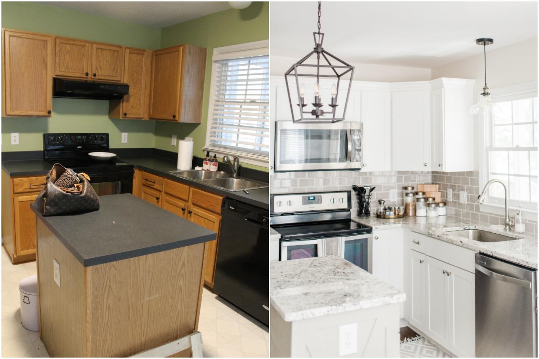 Elizabeth Burns Design 1990s house budget remodel before and after (17).jpg
