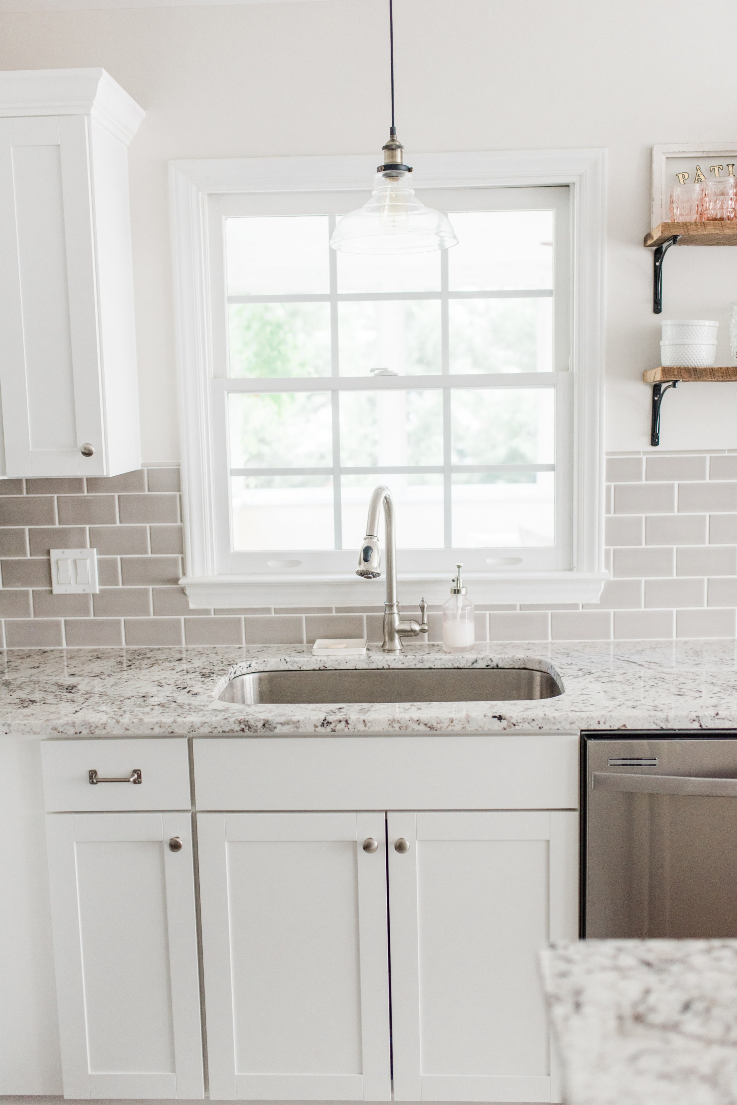 Lowe S Stock Cabinets Review Diamond Now Arcadia White Shaker Cabinets Elizabeth Burns Design Raleigh Nc Interior Designer