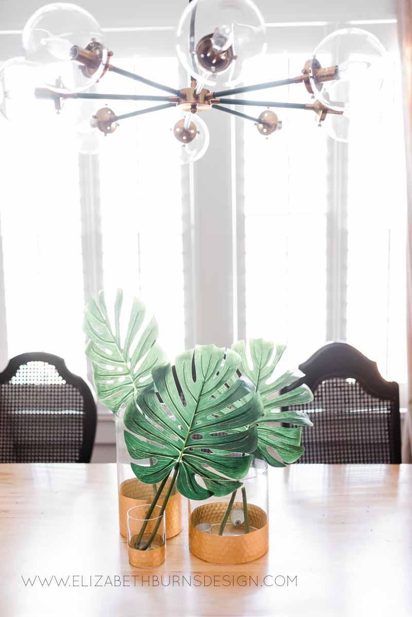 Elizabeth Burns Raleigh Interior Designer Modern Dining Room Reclaimed Wood Table Eclectic Bungalow Old House Pine Floors (34).jpg