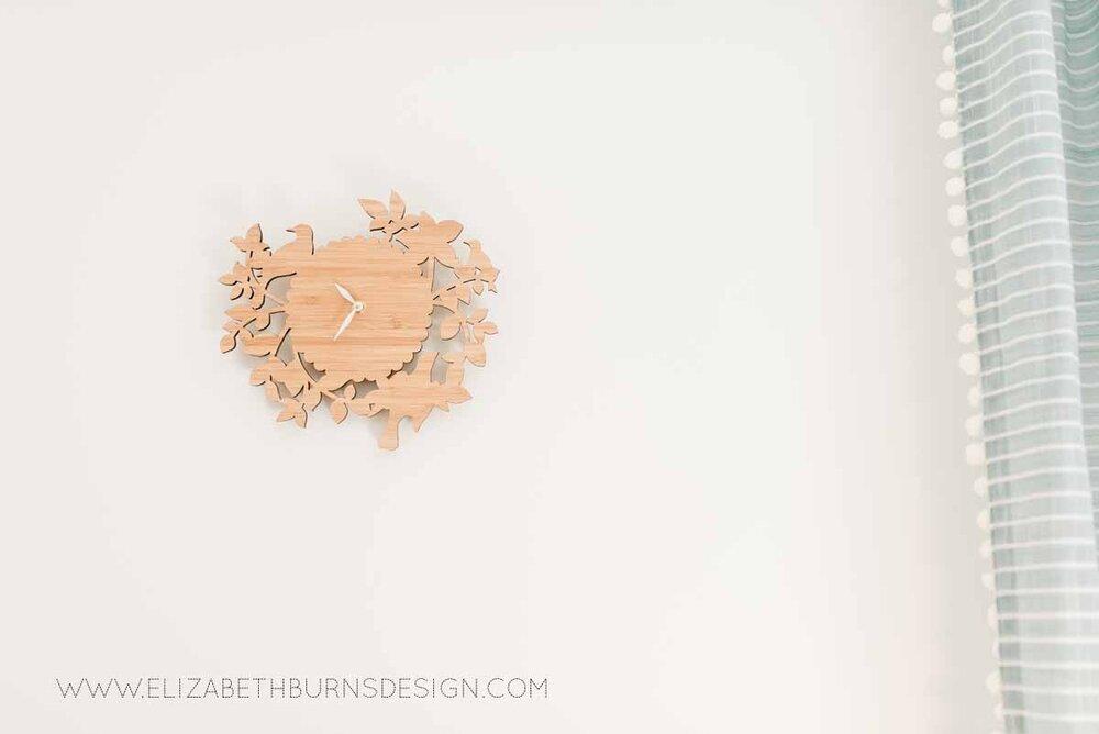 Elizabeth Burns Raleigh Interior Designer Modern Girls Nursery White Walls Eclectic Bungalow Old House Pine Floors (19).jpg