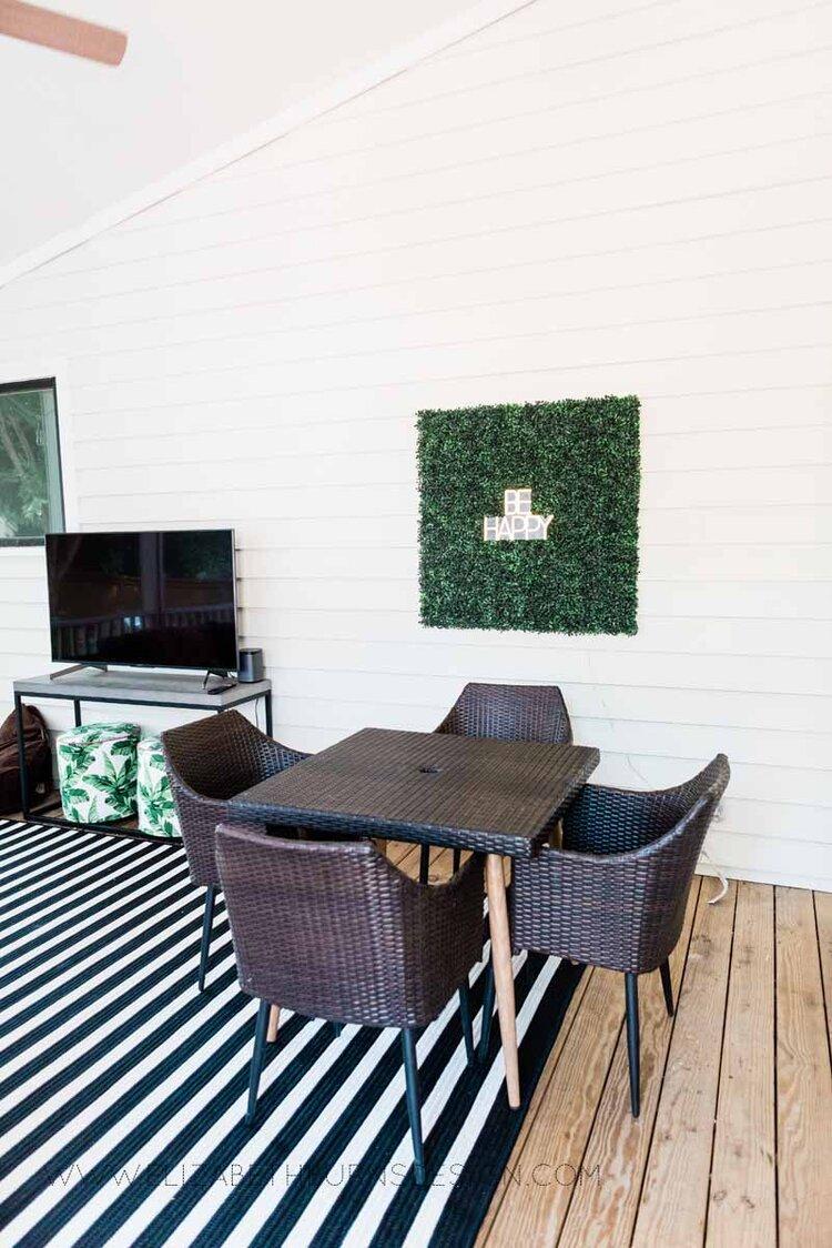 Elizabeth Burns Raleigh Interior Designer Modern Boho Screen Porch Design Tropical Decor (22).jpg
