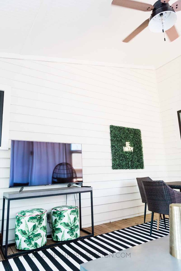 Elizabeth Burns Raleigh Interior Designer Modern Boho Screen Porch Design Tropical Decor (31).jpg