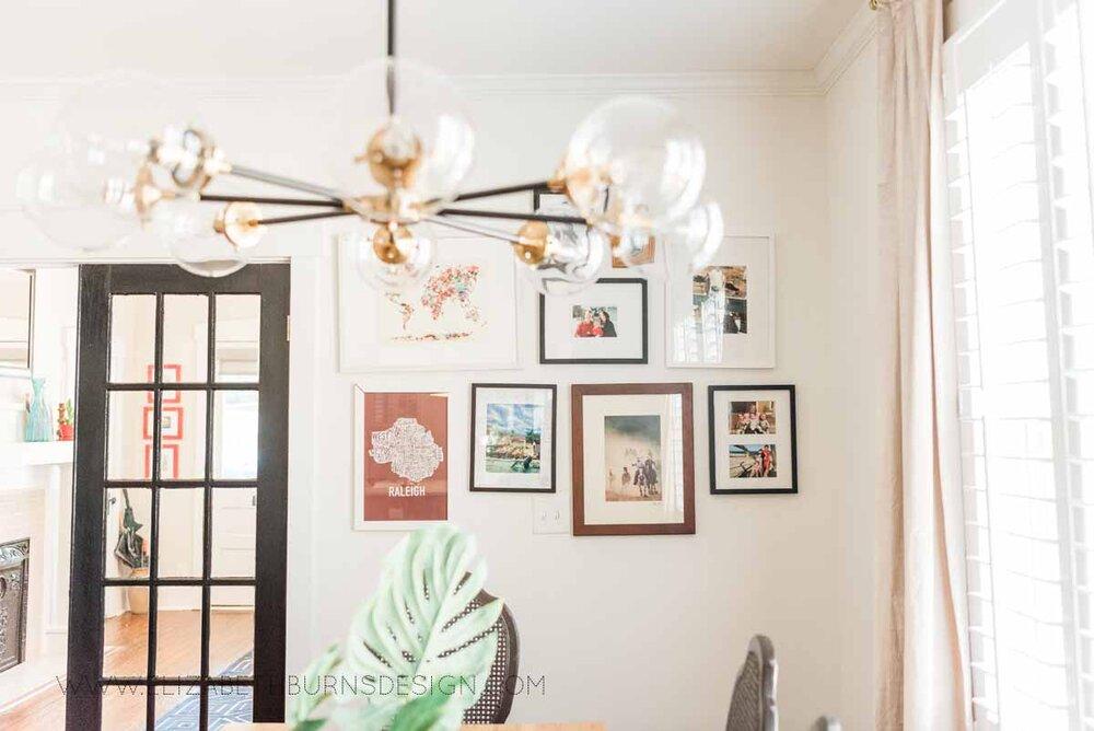 Elizabeth Burns Raleigh Interior Designer Modern Dining Room Reclaimed Wood Table Eclectic Bungalow Old House Pine Floors (7).jpg