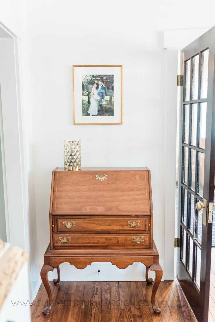 Elizabeth Burns Raleigh Interior Designer Modern Dining Room Reclaimed Wood Table Eclectic Bungalow Old House Pine Floors (10).jpg