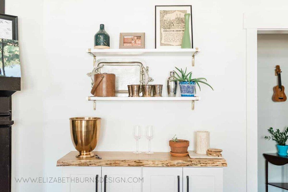 Elizabeth Burns Raleigh Interior Designer Modern Dining Room Reclaimed Wood Table Eclectic Bungalow Old House Pine Floors (11).jpg