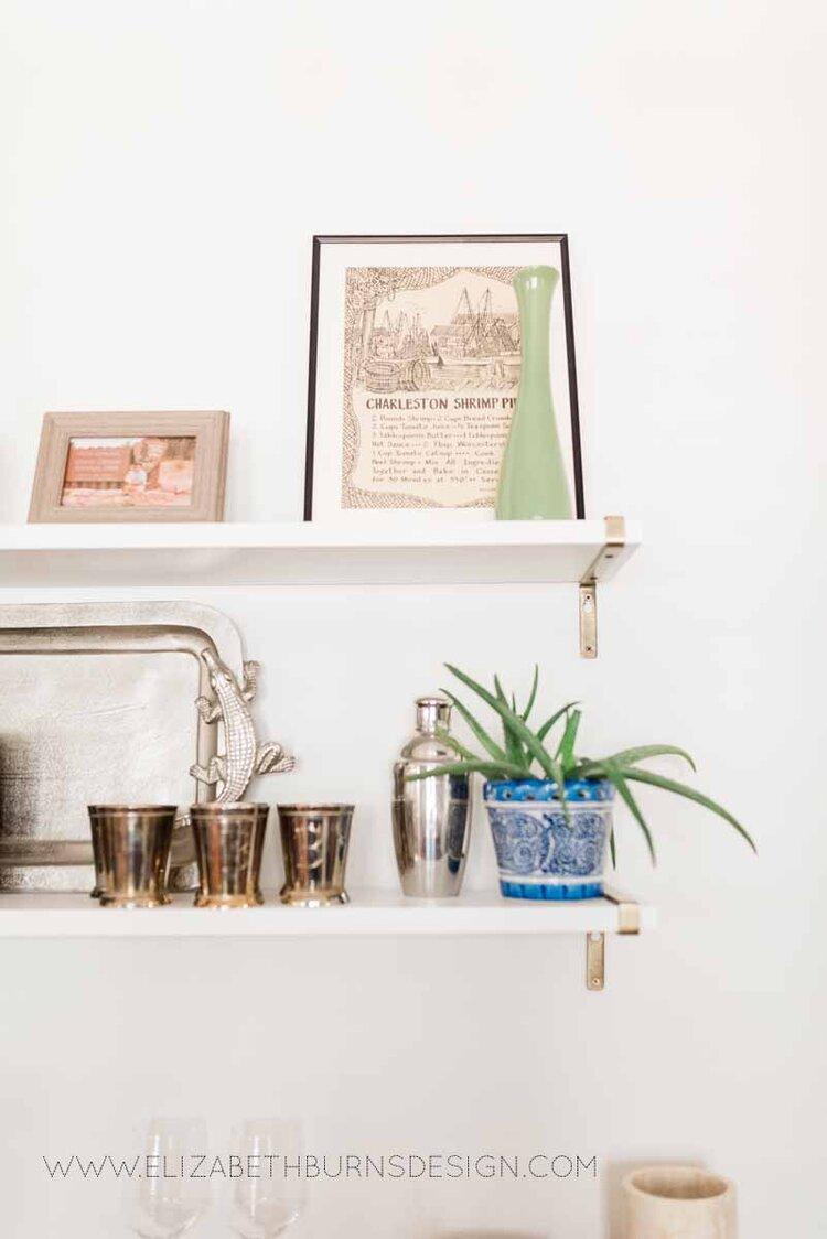 Elizabeth Burns Raleigh Interior Designer Modern Dining Room Reclaimed Wood Table Eclectic Bungalow Old House Pine Floors (20).jpg