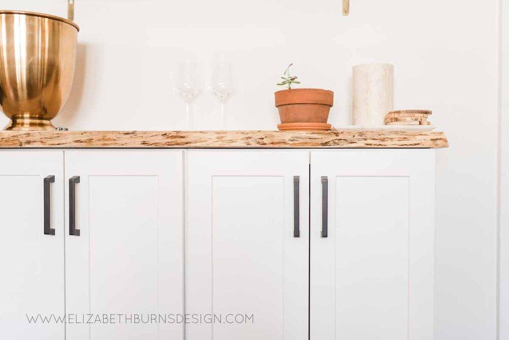 Elizabeth Burns Raleigh Interior Designer Modern Dining Room Reclaimed Wood Table Eclectic Bungalow Old House Pine Floors (26).jpg