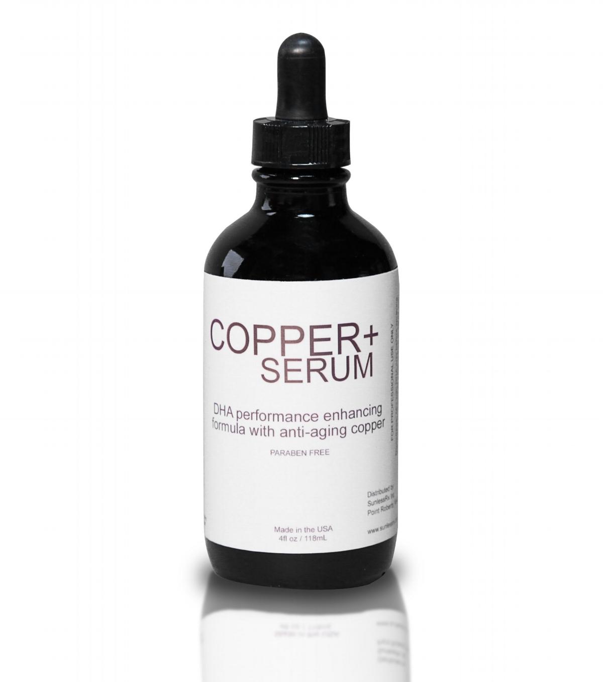 COPPER+SERUM - the professional secret