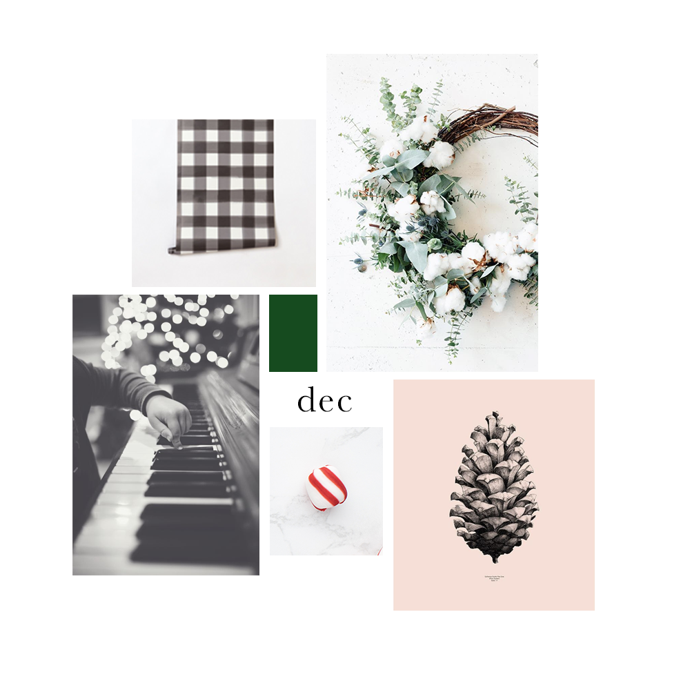 Laura Kathryn Creative_December Moodboard