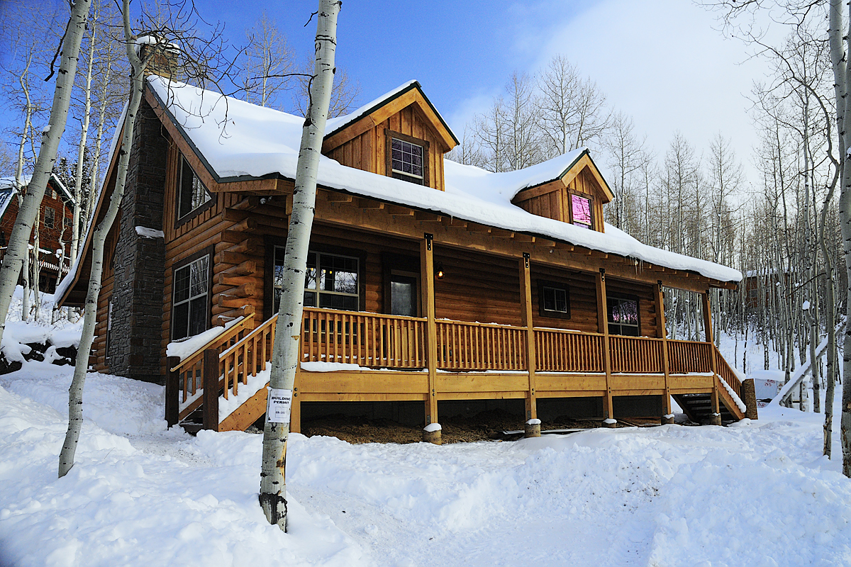 Timerlakes Log Cabin - Wasatch County, UT