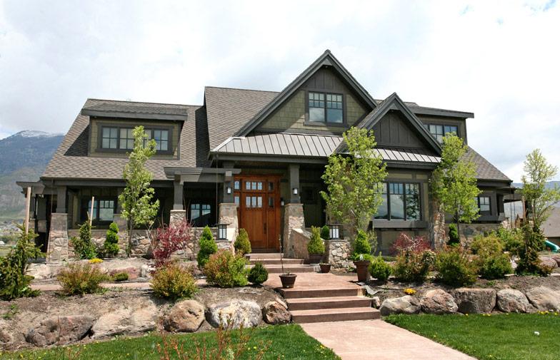 Pleasant Grove Residence - Artisan Construction
