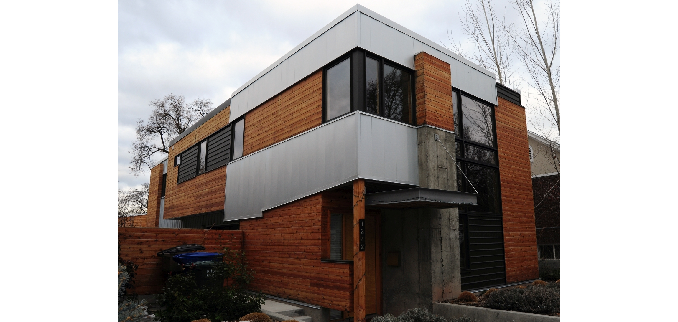 Lincoln Ave. Modern Home