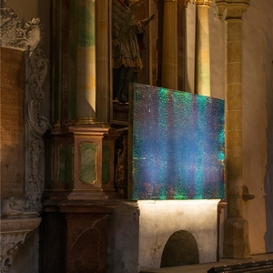 Robert Pan: Dominikanerkirche St. Blasius in Regensburg
