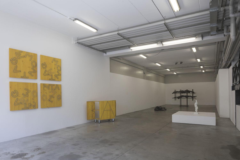 Hubert Kostner, courtesy: Alessandro Casciaro Art Gallery, Lois Anvidalfarei, courtesy: Alessandro Casciaro Art Gallery, Aron Demetz